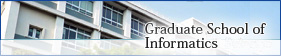 Graduate school of information science